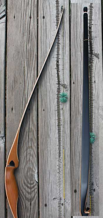 Apache Longbow, 60inch 38lb Right Hand