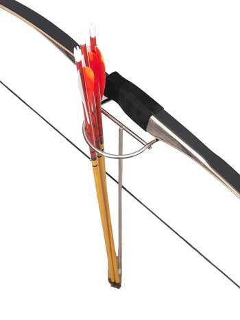 Bow and Arrow Holder