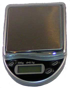 Digital Pocket Grain Scale