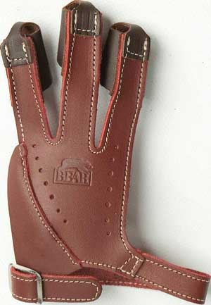 Fred Bear Retro Glove