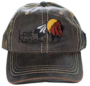 Lost Nation Archery Baseball Cap