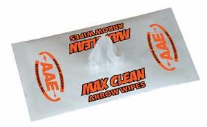 Max Clean Arrow Wipes
