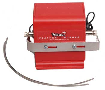 Youngs Feather Burner