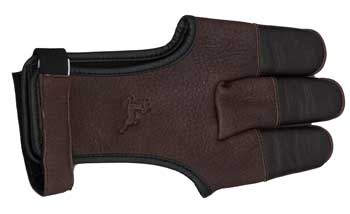 Bear Paw Deerskin Glove