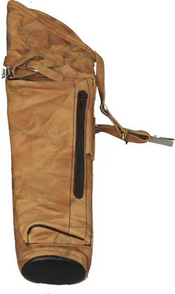 Leather Camo Side Quiver