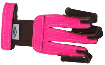 Youth Pink Glove